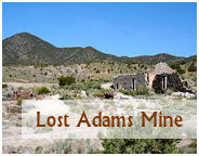 lost adams mine