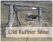 the old ruffner atlin silver mine